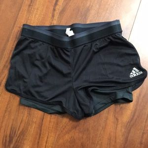 Adidas climachill work out shorts
